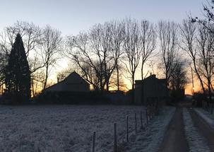 Le Moulin gelé