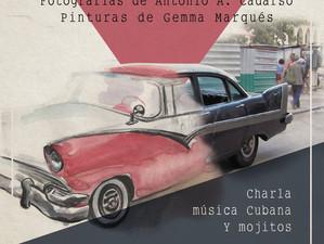 """Exposición """"Almendrones. Manchas de color en la Historia de Cuba."""""""