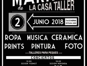 1º Market de La Casa Taller