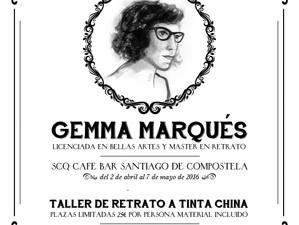 Exposición Ilustrísimas en Santiago