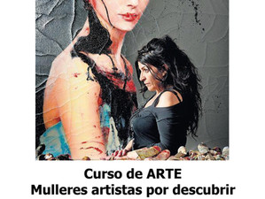 """Curso """"Mujeres artistas por descubrir"""""""