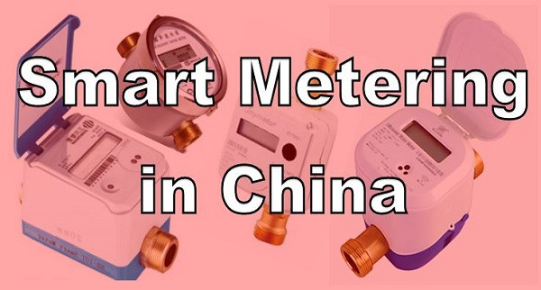 Smart Metering in China 智能水表 在中国