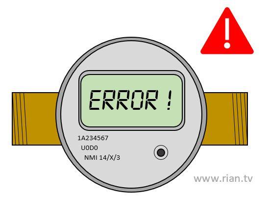 Digital Metering Firmware Faults
