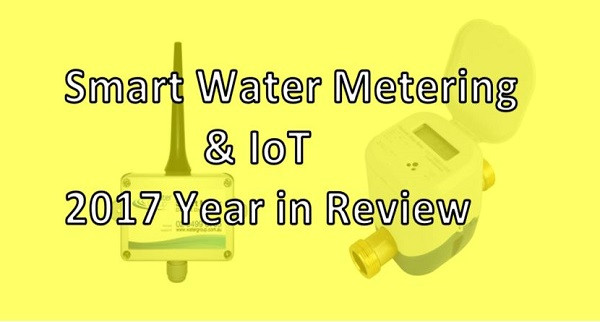 Smart Water Metering 2017 in Review
