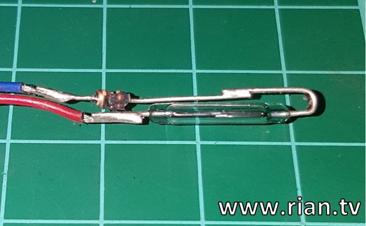 Water Meter Reed Switch