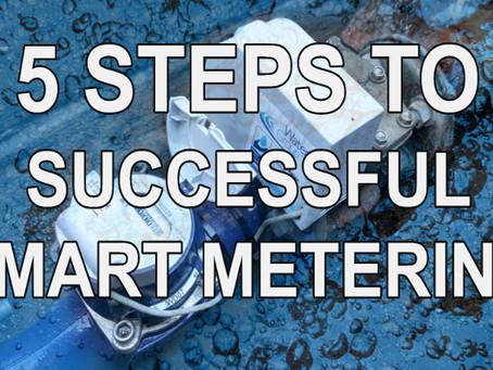 5 Steps to Successful Smart Metering