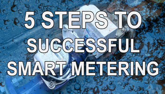 5 Steps to Successful Smart Metering