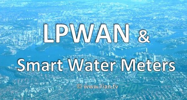 LPWAN & Smart Water Metering