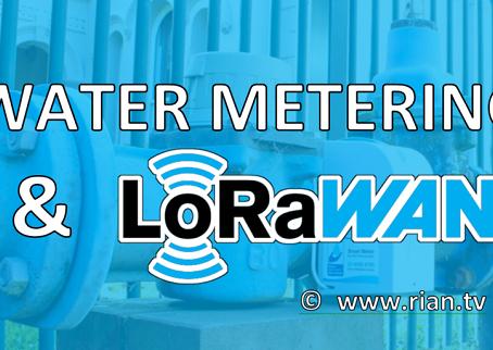 Smart Water Metering & LoRaWAN