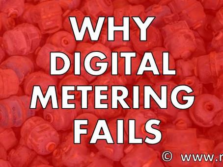 Why Digital Metering Fails