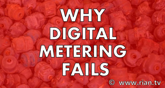Why Digital Metering Fails