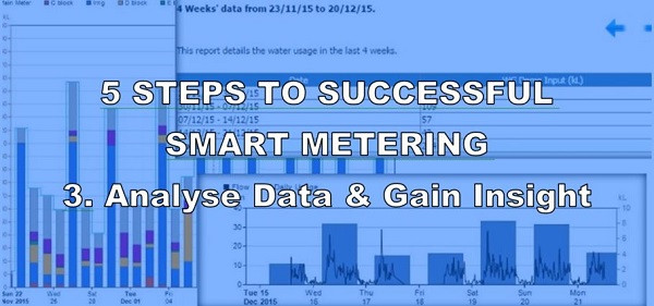 5 Steps to Successful Smart Metering - 3. Analyse Data & Gain Insight