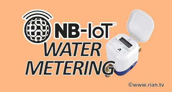 NB-IoT Water Metering
