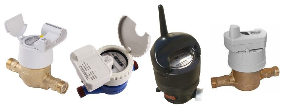 Retrofit Smart Water Meters