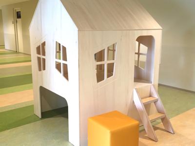 OPGELEVERD: REHOBOTHSCHOOL IN BARNEVELD