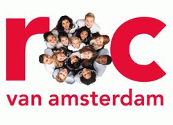 ROC Amsterdam Logo