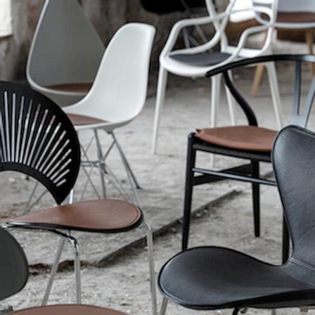 Diverse design stoelen