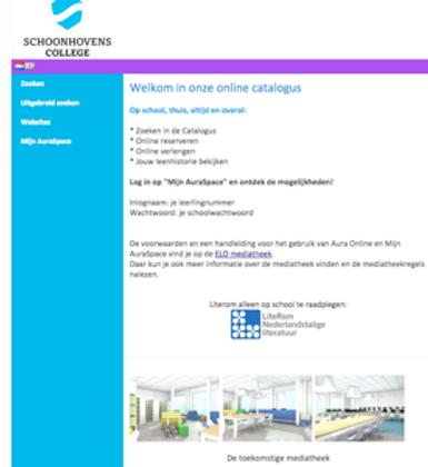 Mediatheek in Schoonhoven