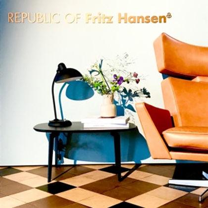LOOKBOOK: EVENT FRITZ HANSEN