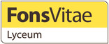 Fons Vitae Lyceum Logo
