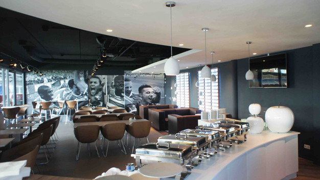 PEC Top Business Lounge - Zwolle