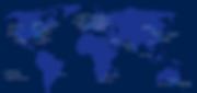 AZURE Data Centers Worldwide