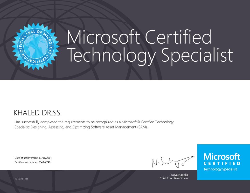 Microsoft CTS