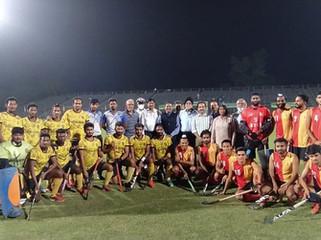 The Calcutta Hockey Premier League 2021.