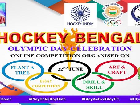 Olympic Day 2020 Celebration update...