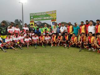 The Calcutta Hockey League 2021