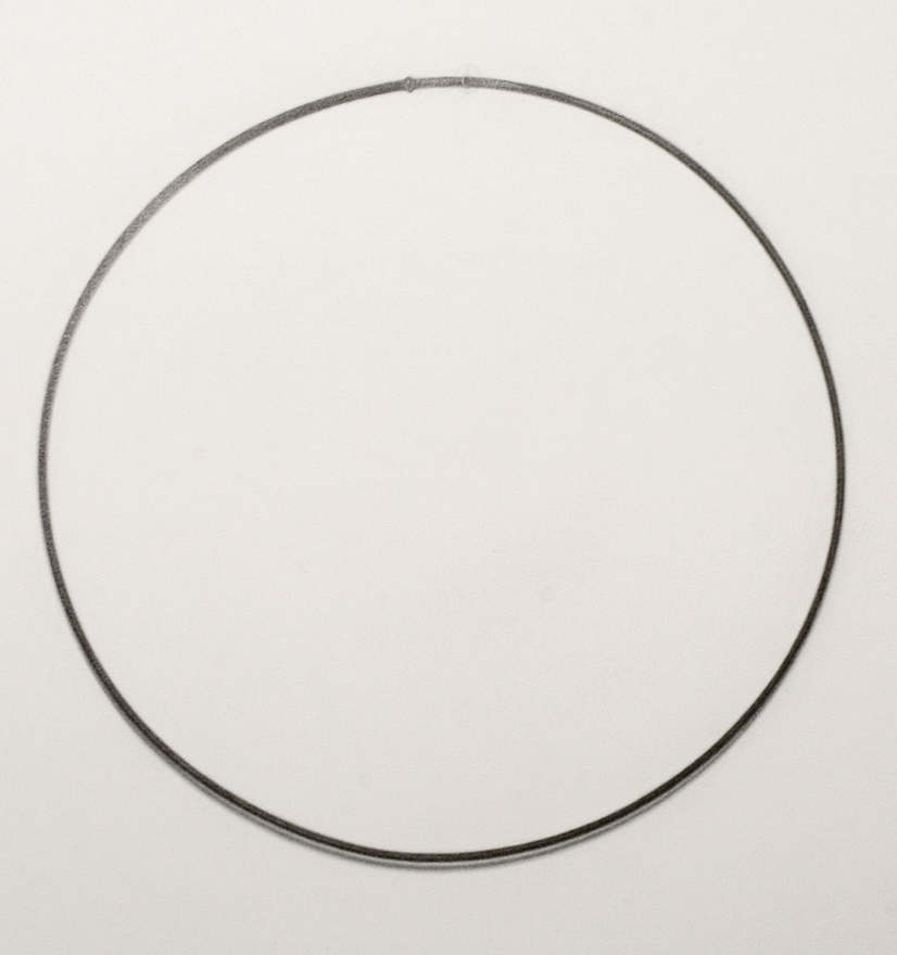 Towards The Perfect Circle