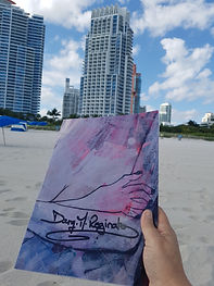 Book,Dany.M.Reginato,France,Painting, Peinture,Sculpture,Miami, Floride,Palm beach,Livre,Artiste,Montéléger,France,Exibitions,Etats Unis,Spectrum,Art Week