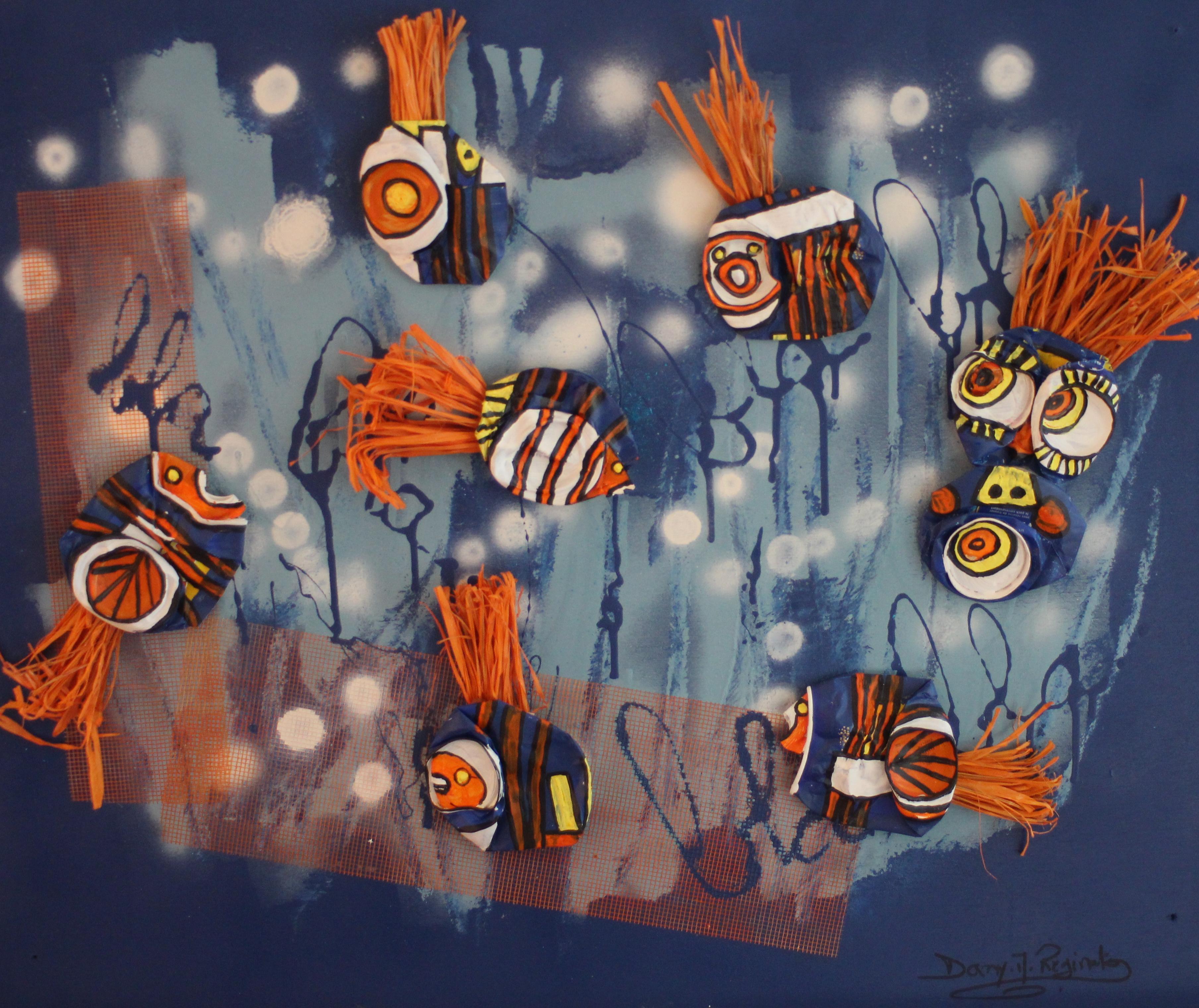 les bla bla poissons 1