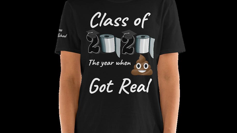 Class of 2020- Ocoee High School- Short-Sleeve Unisex T-Shirt