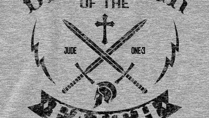 Kerusso Christian Raglan T-Shirt Defender of The Faith