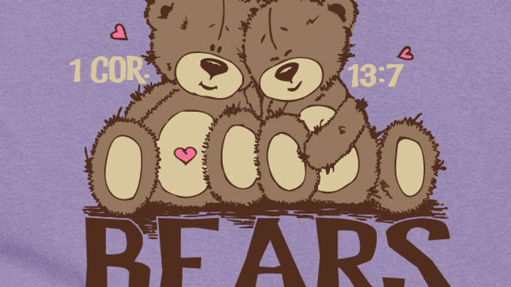 Love Bears Kids T-Shirt
