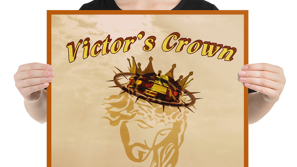 Victor's Crown- Poster