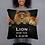 Thumbnail: Lion and the Lamb-Basic Pillow