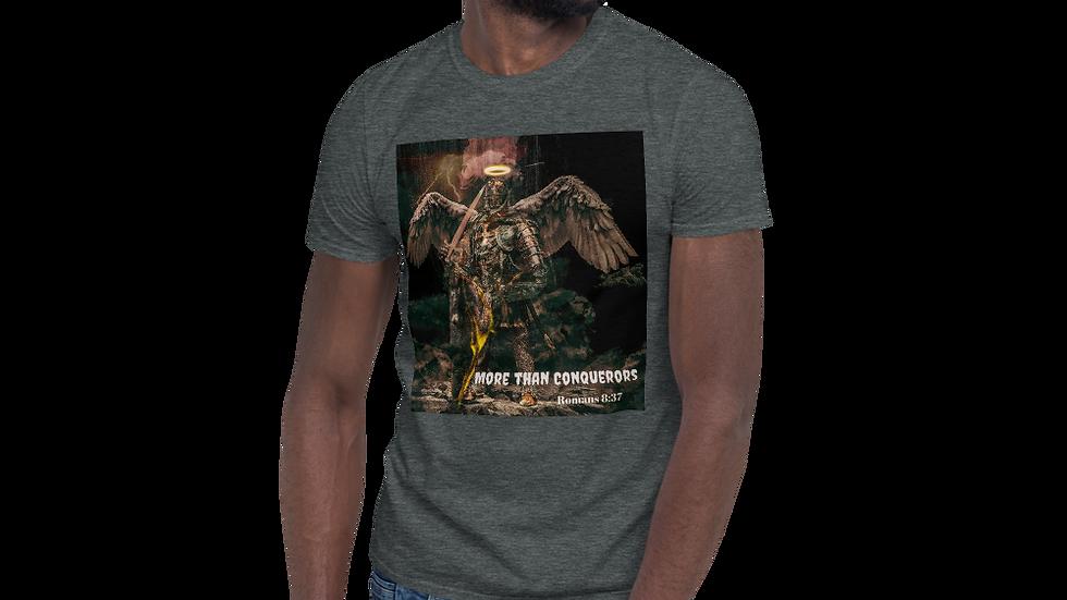 More than Conquerors- Mens Shirt