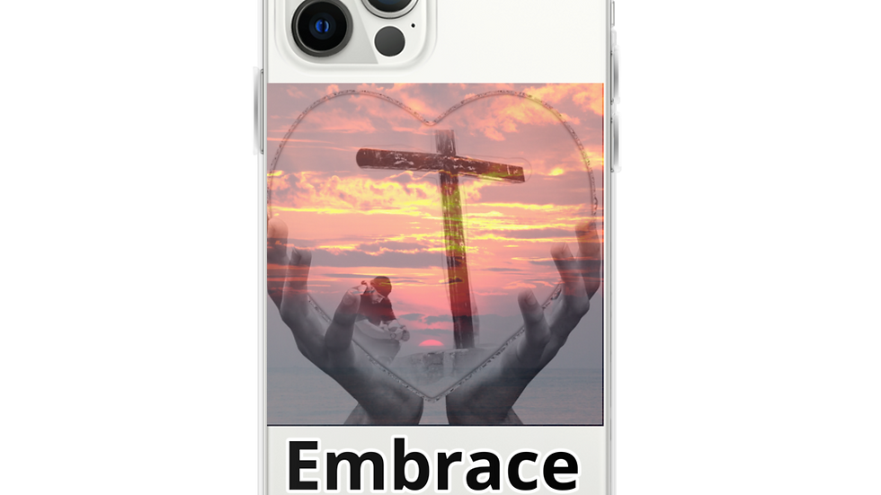 iPhone Case-Embrace