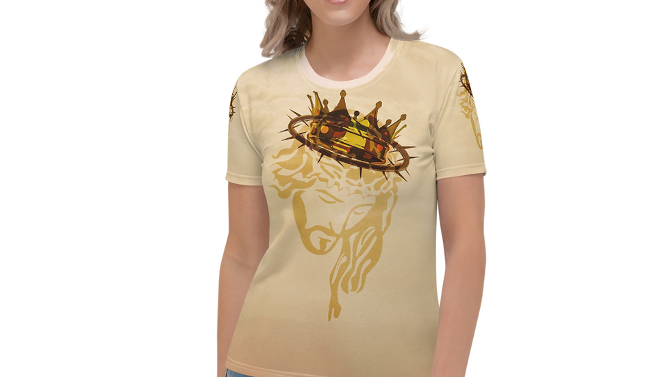 Victor's Crown- Women's T-shirt-All over print