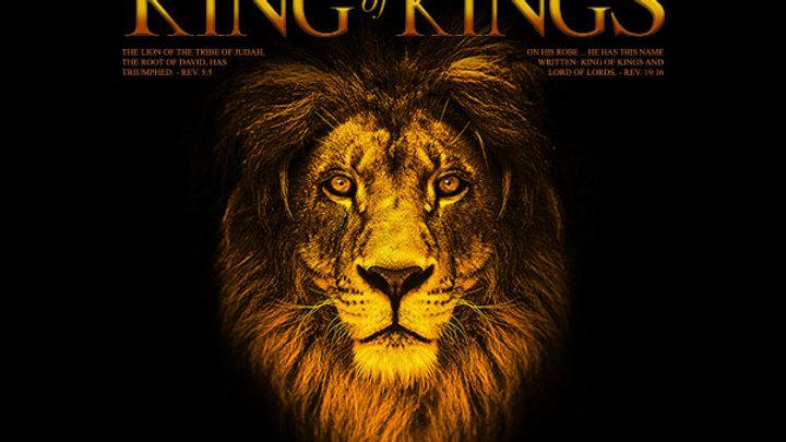 Kerusso Kidz Christian T-Shirt King Lion