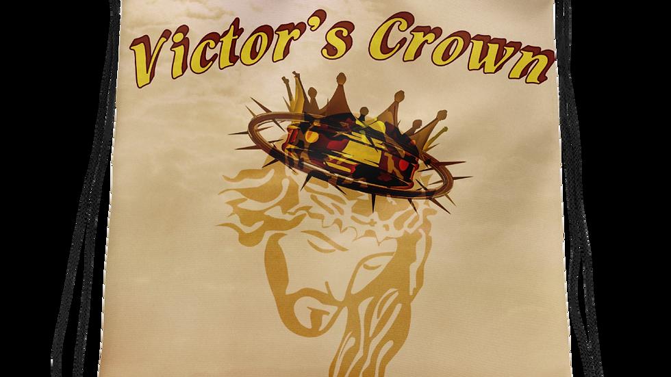 Victor's Crown-Drawstring bag