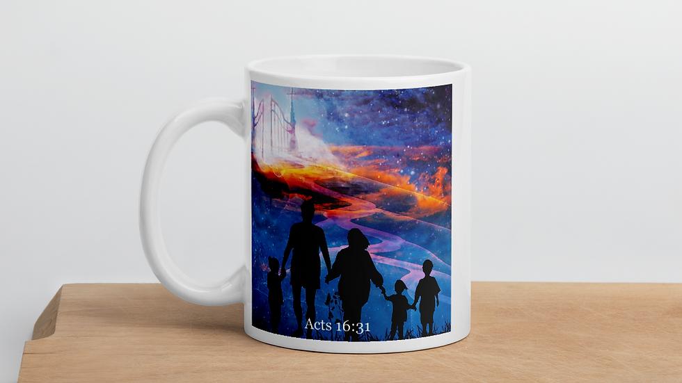 You and your household-Mug