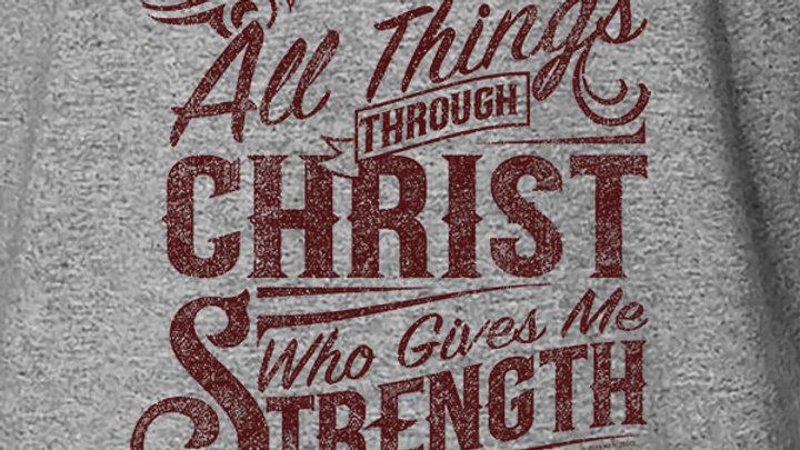 Philippians Raglan T-shirt