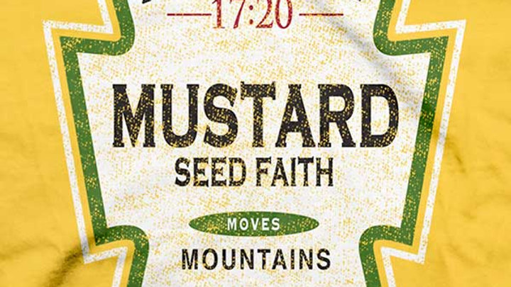 Adult T - Mustard