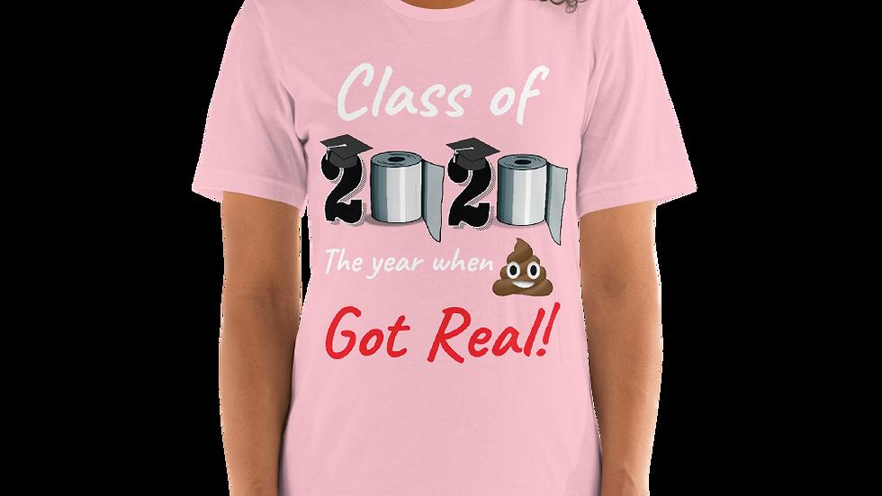 Class of 2020- Short-Sleeve Unisex T-Shirt