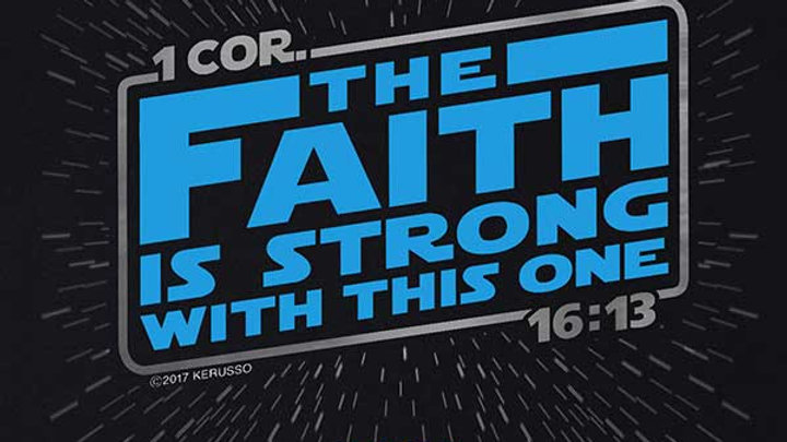 Kidz T - Faith Is Strong