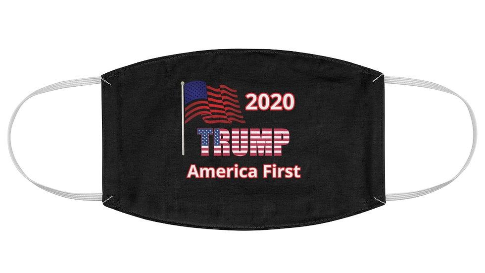 Fabric Face Mask-Trump 2020