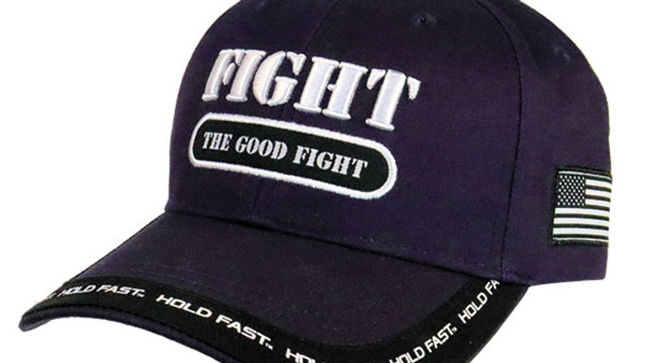 HOLD FAST Mens Cap Fight The Good Fight